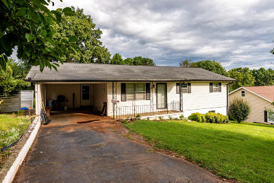 Maryville Single Family Home For Sale: 1919 Smokemont Drive