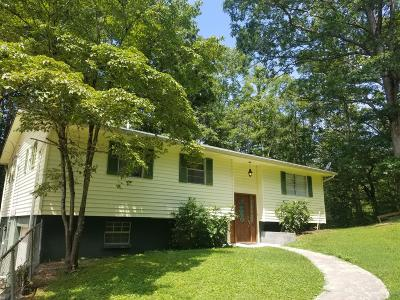 Anderson County Single Family Home For Sale: 151 Pine Ridge Rd