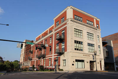 Knoxville Condo/Townhouse For Sale: 300 S Gay St #204