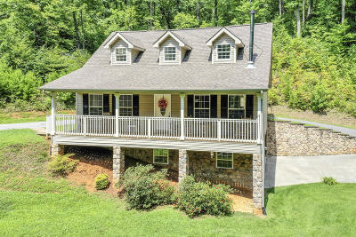 Maryville Single Family Home Pending: 3566 Black Sulfer Way