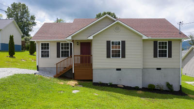 Lafollette Single Family Home For Sale: 194 Sandy Circle
