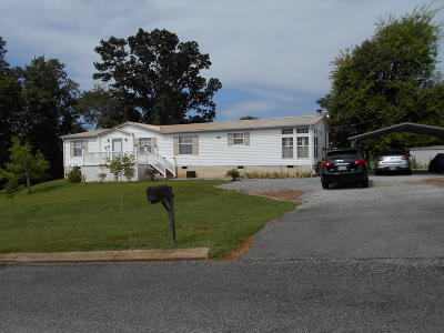 Sweetwater Single Family Home For Sale: 116 County Road 266