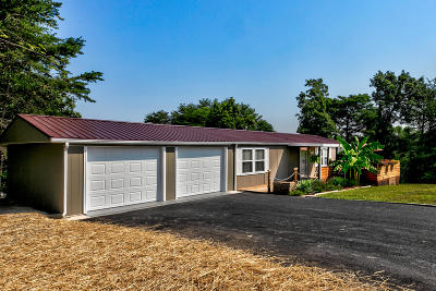 Caryville, Jacksboro, Lafollette, Rocky Top, Speedwell, Maynardville, Andersonville Single Family Home For Sale: 227 Midway Circle