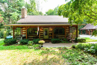 Sevier County Single Family Home For Sale: 3322 Waldens Creek Rd
