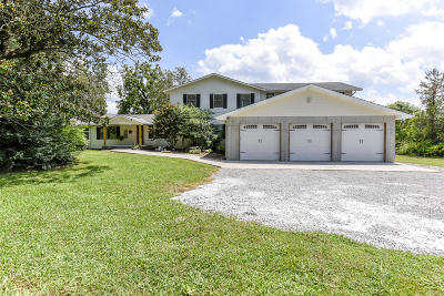 Knoxville Single Family Home For Sale: 11108 Yarnell Rd