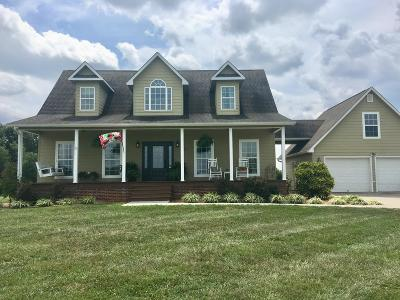 Sweetwater Single Family Home For Sale: 929 Oakland Rd