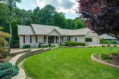 Crossville Single Family Home For Sale: 121 Springdale Drive