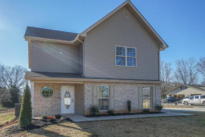 Maryville Single Family Home For Sale: Hunter Crest Rd