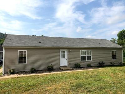 Oak Ridge Single Family Home For Sale: 115 S Lansing Rd