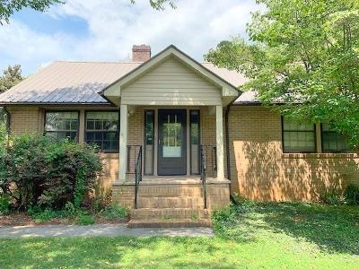 Madisonville Single Family Home For Sale: 1292 Hiwassee Rd