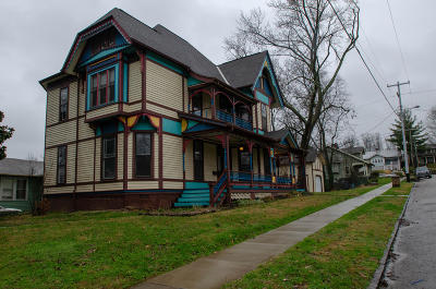 Knoxville Single Family Home For Sale: 1635 Washington Ave