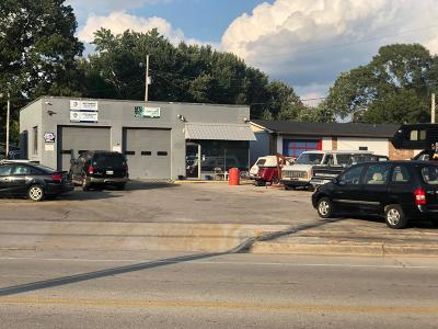 Blount County Commercial For Sale: 1200 N N Wright Road Rd