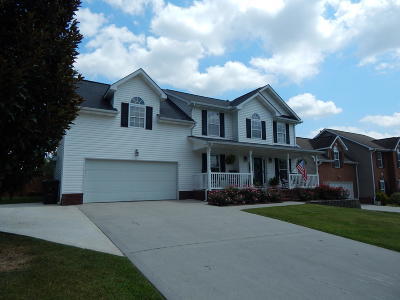 Knoxville Single Family Home For Sale: 3358 Hunt Crest Rd