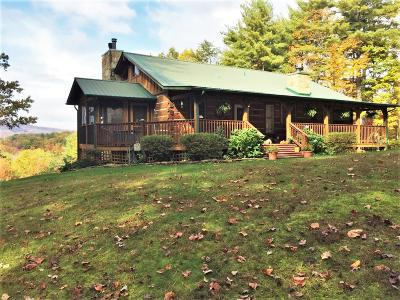 Single Family Home For Sale: 4710 Laws Rd