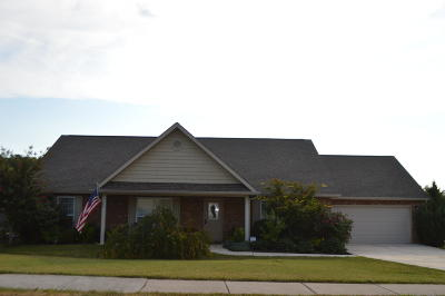 Maryville Single Family Home For Sale: 2711 Barsha Fields Lane