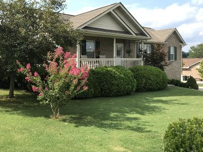 Maryville Single Family Home For Sale: 5751 Quail Run Drive