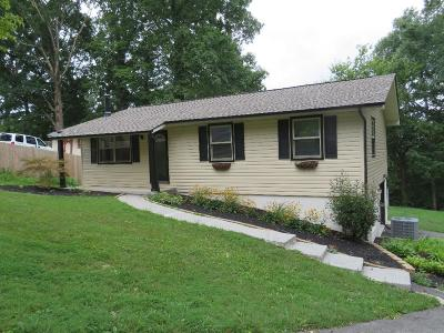 Knoxville Single Family Home For Sale: 1403 Northshire Lane