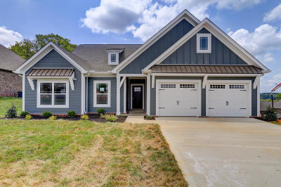 Knoxville Single Family Home For Sale: 10802 Hunters Knoll Lane (Lot 225)