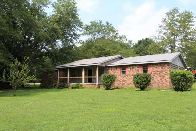 Jamestown Single Family Home For Sale: 111 Guffey Lane