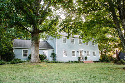Knoxville Single Family Home For Sale: 10001 Roxbury Point