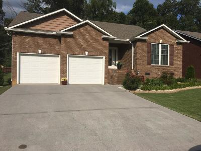 Seymour Single Family Home For Sale: 313 Joshua Landing Court Court