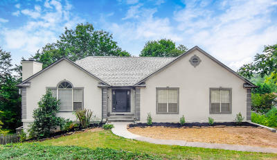 Knoxville Single Family Home For Sale: 10033 Cheltenham Drive