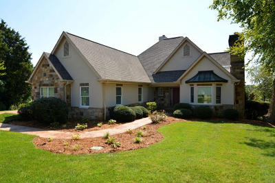 Vonore TN Single Family Home For Sale: $425,000