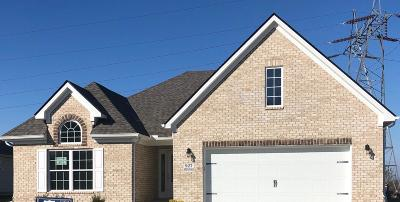 Maryville Single Family Home Pending - Continue To Show: 927 Springwood Lane