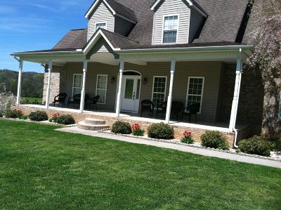 Strawberry Plains Single Family Home For Sale: 1121 Graves Rd