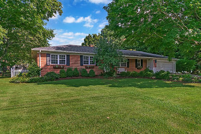 Maryville Single Family Home For Sale: 1749 Scenic Drive