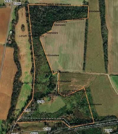 Residential Lots & Land For Sale: 1240 Mitchell Rd