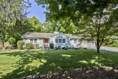 Knoxville Single Family Home For Sale: 706 Wesley Rd