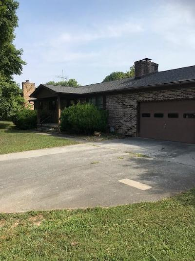 Maryville Single Family Home For Sale: 212 Swanee Drive