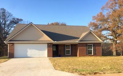 Maryville Single Family Home For Sale: 2112 Griffitts Mill Circle
