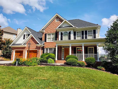 Knoxville Single Family Home For Sale: 868 Garrison Ridge Blvd Blvd