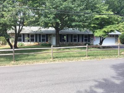 Knoxville Single Family Home For Sale: 659 Gulfwood Rd