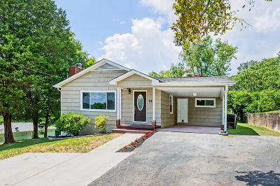 Kingston Single Family Home For Sale: 505 Patton Ferry Rd