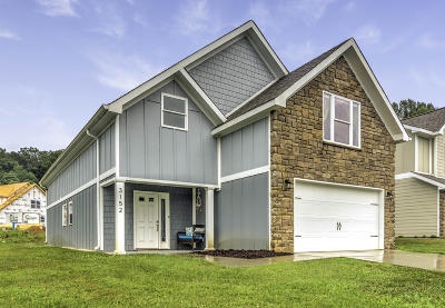 Knoxville Single Family Home For Sale: 3152 Bakertown Station Way