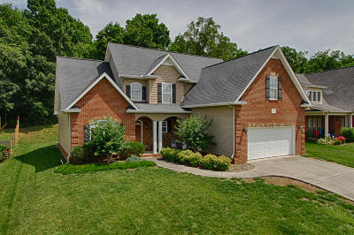 Knox County Single Family Home For Sale: 3301 Orange Blossom Lane