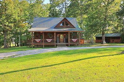 Oneida Single Family Home For Sale: 135 Leatherwood Rd