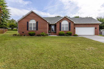Maryville Single Family Home For Sale: 1607 Manheim Circle