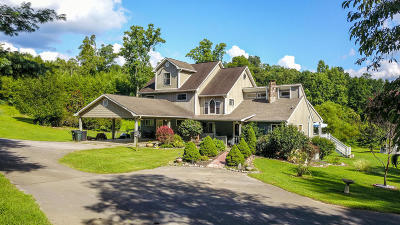 Blount County Single Family Home For Sale: 3620 Woodcove Circle
