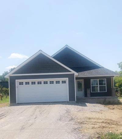Crossville TN Single Family Home For Sale: $149,000