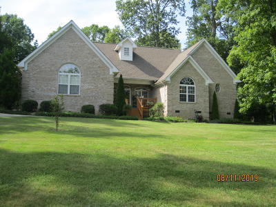 Vonore Single Family Home For Sale: 268 Woodhaven Drive