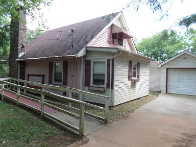 Maryville Single Family Home For Sale: 3620 Keystone Drive
