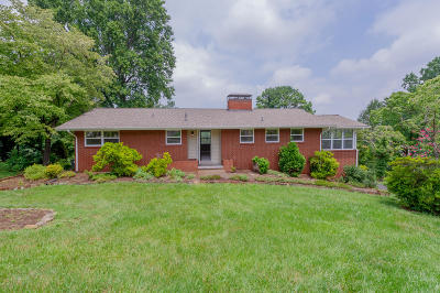 Knoxville Single Family Home For Sale: 6917 Cresthill Drive