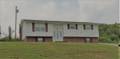 Oliver Springs Single Family Home For Sale: 898 Old Harriman Hwy