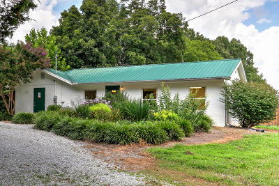 Knoxville Single Family Home For Sale: 1975 Cunningham Rd