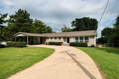Knoxville Single Family Home For Sale: 4631 Sunflower Rd
