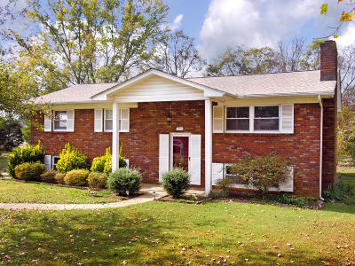 Knoxville Single Family Home For Sale: 5809 Frontier Tr